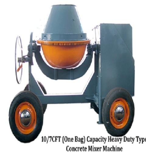 """Heavy Duty Concrete Mixer Machine"""