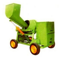 """""""Concrete Mixer With Hopper"""""""
