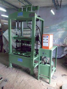 """Paver Block Making Machine"""